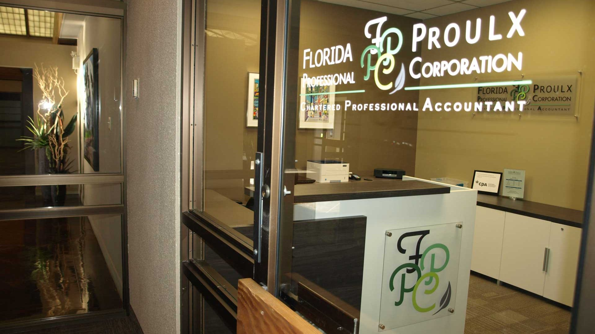 Florida Proulx | Chartered Professional Accountant